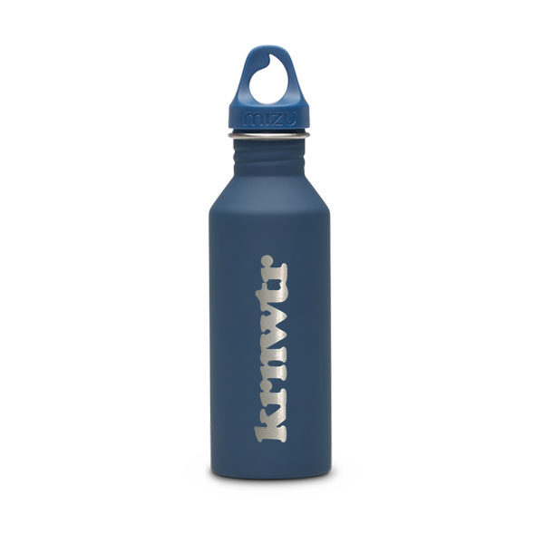 RVS Waterfles | 500ml | Blauw