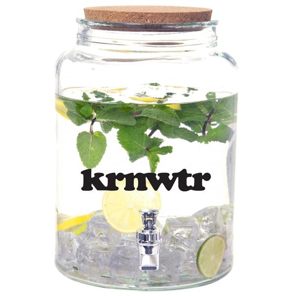 KRNWTR watertap | glas | 5,6 liter