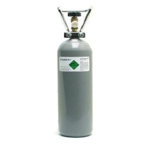 CO2 fles 2 kg hervulbaar
