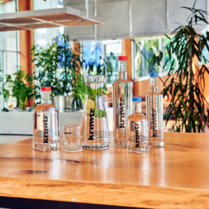 KRNWTR-glassware-jugs-bottles